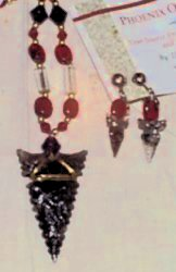 Arrowhead Jewelry Sets